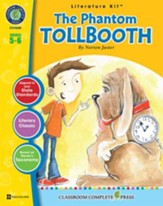 The Phantom Tollbooth - Literature Kit Gr. 5-6 - PDF Download [Download]