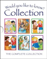 Would You Like to Know?-Gift set: The Complete Collection