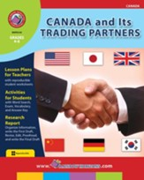 Canada And Its Trading Partners Gr. 4-6 - PDF Download [Download]