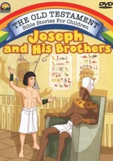 Joseph and His Brothers, DVD