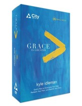 Grace Is Greater DVD, Small Group Study