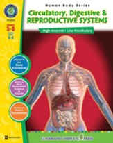 Circulatory, Digestive & Reproductive Systems Gr. 5-8 - PDF Download [Download]