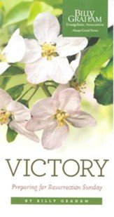 Victory: Preparing for Resurrection Sunday (Pack of 12)
