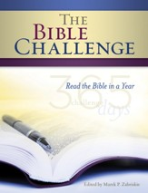 The Bible Challenge: Read the Bible in a Year