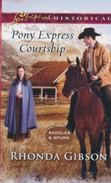 Pony Express Courtship