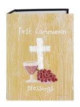 First Communion Blessings Photo Album