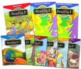 BJU Press Reading Grade 1 Homeschool Kit (4th Edition)