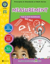 Measurement - Task & Drill Sheets Gr. 3-5 - PDF Download [Download]