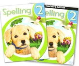 BJU Press Spelling Grade 2  Homeschool Kit (2nd Edition)