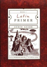 Latin Primer 1 Pronunciation Aid Audio Guide CD, 3rd Edition