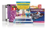 BJU Press Complete Grade 3 Homeschool Kit