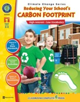 Reducing Your School's Carbon Footprint Gr. 5-8 - PDF Download [Download]