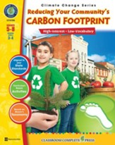 Reducing Your Community's Carbon Footprint Gr. 5-8 - PDF Download [Download]