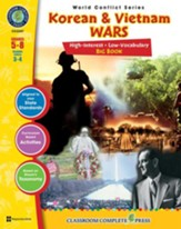 Korean & Vietnam Wars Big Book Gr. 5-8 - PDF Download [Download]