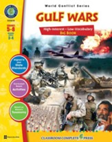 Gulf Wars Big Book Gr. 5-8 - PDF Download [Download]