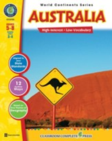Australia Gr. 5-8 - PDF Download [Download]