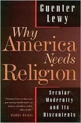 Why America Needs Religion