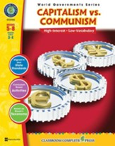 Capitalism vs. Communism Gr. 5-8 - PDF Download [Download]