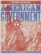 American Government Student Activities, 3rd Edition