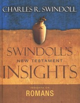 Swindoll's New Testament Insights on Romans  - Slightly Imperfect