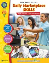 Daily Marketplace Skills Gr. 6-12 - PDF Download [Download]