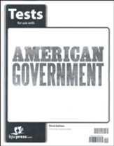 American Government Grade 12 Tests (3rd Edition)
