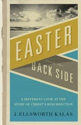Easter from the Back Side - eBook