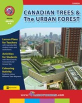 Canadian Trees & The Urban Forest Gr. 4-6 - PDF Download [Download]
