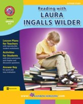 Reading with Laura Ingalls Wilder (Author Study) Gr. 4-7 - PDF Download [Download]