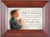 Holy Communion Photo Album, Boy