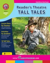 Reader's Theatre: Tall Tales Gr. 4-6 - PDF Download [Download]
