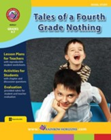 Tales of a Fourth Grade Nothing (Novel Study) Gr. 4-7 - PDF Download [Download]