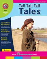 Tall Tall Tall Tales Gr. 4-6 - PDF  Download [Download]