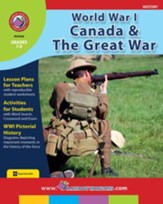 World War I: Canada & The Great War Gr. 7-9 - PDF Download [Download]