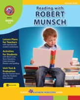 Reading with Robert Munsch (Author Study) Gr. 1-2 - PDF Download [Download]