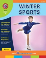 Winter Sports Gr. 2 - PDF Download  [Download]