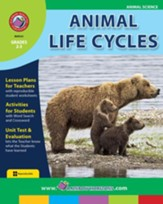 Animal Life Cycles Gr. 2-3 - PDF Download [Download]
