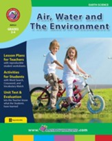Air, Water and The Environment Gr.  2-4 - PDF Download [Download]