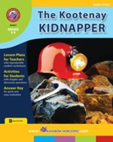 The Kootenay Kidnapper (Novel Study) Gr. 6-8 - PDF Download [Download]