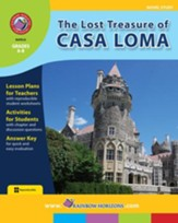 The Lost Treasure of Casa Loma (Novel Study) Gr. 6-8 - PDF Download [Download]