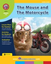 The Mouse and The Motorcycle (Novel Study) Gr. 3-4 - PDF Download [Download]