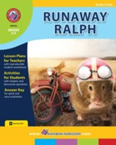 Runaway Ralph (Novel Study) Gr. 3-4 - PDF Download [Download]