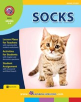 Socks (Novel Study) Gr. 3-4 - PDF Download [Download]