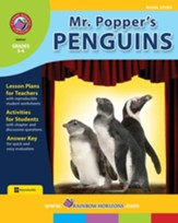 Mr. Popper's Penguins (Novel Study) Gr. 5-6 - PDF Download [Download]