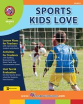 Sports Kids Love Gr. 1 - PDF  Download [Download]