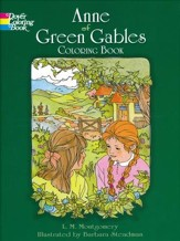 Anne of Green Gables Coloring Book