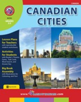 Canadian Cities Gr. 2-3 - PDF Download [Download]