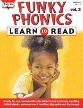 Funky Phonics: Learn to Read, vol. 3  Gr. 1-2 - PDF Download [Download]