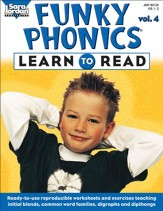 Funky Phonics: Learn to Read, vol. 4  Gr. 1-2 - PDF Download [Download]