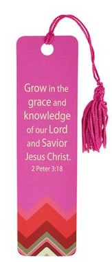Grow in Grace, Bookmark